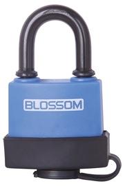 Tabalukk PVC-kattega Blossom LS5750 50mm, sinine/must