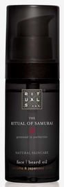 Rituals Samurai Face Beard Oil 30ml