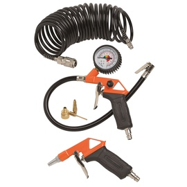 Pneumaatiliste tööriistade komplekt Black&Decker, 9045854BND, 6 tk