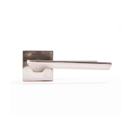 Domoletti Door Handle Z56041 Matt Nickel