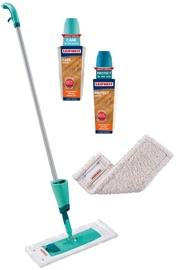 Leifheit Oiled And Waxy Parquet Starter Kit Care&Protect