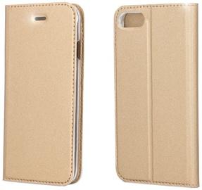 Blun Premium Matt Smart Book Case For Sony Xperia E5 Gold