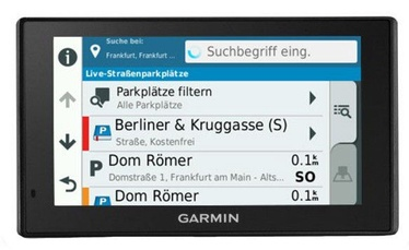 Навигация Garmin DriveAssist 51 Europe LMT-S