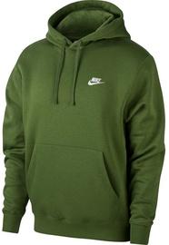 Nike Sportswear Club Fleece Pullover Hoodie BV2654 326 Green M