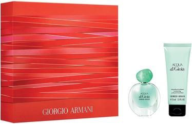 Giorgio Armani Acqua Di Gioia 2pcs Giftset 105ml EDT