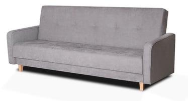 Диван-кровать Platan Adam Grey, 210 x 85 x 90 см