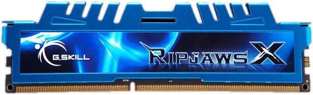 G.SKILL RipjawsX 16GB 1600MHz DDR3 CL9 DIMM KIT OF 2 F3-1600C9D-16GXM