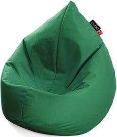 Кресло-мешок Qubo Drizzle Drop, зеленый, 120 л