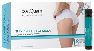 Postquam Professional Slim Expert Formula Silhoute 10x25ml