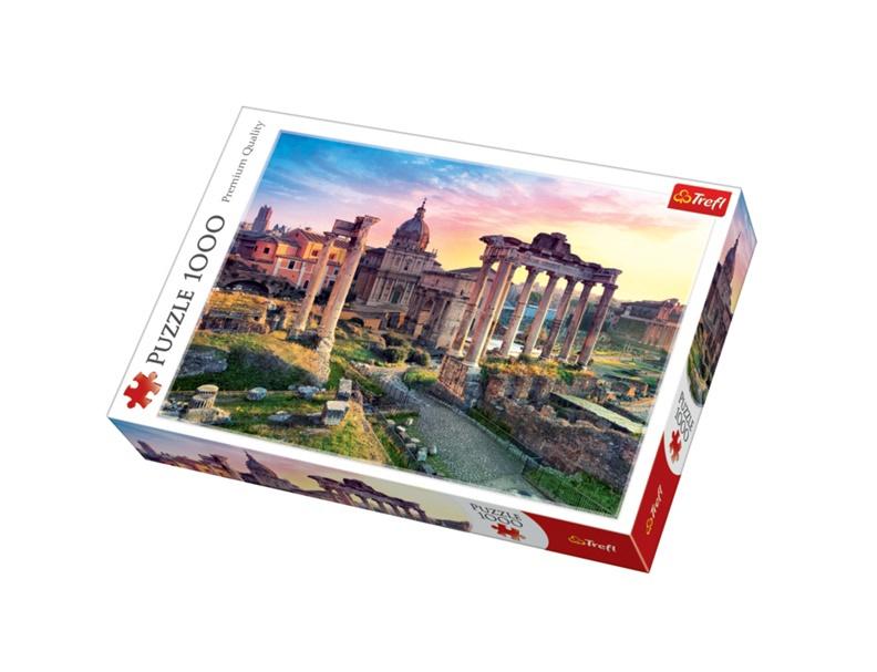 Trefl Puzzle Forum Romanum 1000pcs 10443