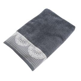 Domoletti Towel Limas 70x140cm Anthracite
