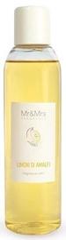 Mr & Mrs Fragrance Blanc Liquid Diffuser Refill 200ml Limoni Di Amalfi