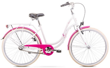 "Romet Angel 26"" 17'' White/Pink 2020"
