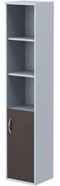 Skyland Imago Office Cabinet SU-1.1 Right Wenge Magic/Mettalic