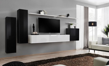 ASM Switch I Wall Unit White/Black