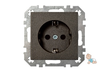 Liregus Epsilon IKL16-214-01 E/J Socket Balck