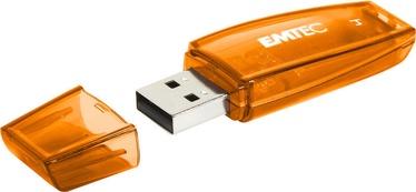 USB флеш-накопитель Emtec C410 Orange, USB 2.0, 4 GB
