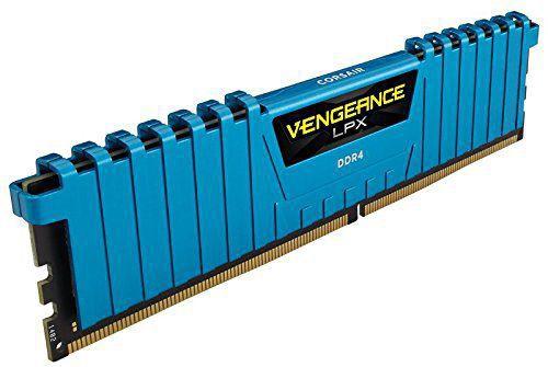 Corsair Vengeance LPX 16GB 2133MHz DDR4 CL13 KIT OF 4 CMK16GX4M4A2133C13B