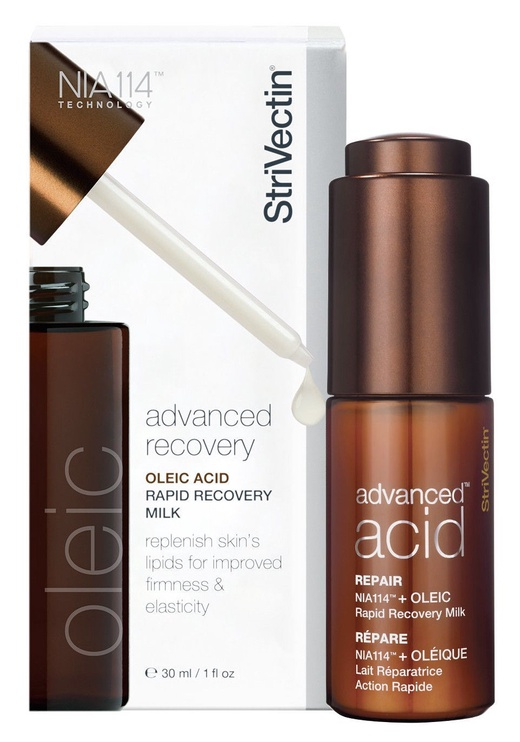 Strivectin Advanced Acid Repair NIA114 + Oleic Rapid Recovery Milk 30ml