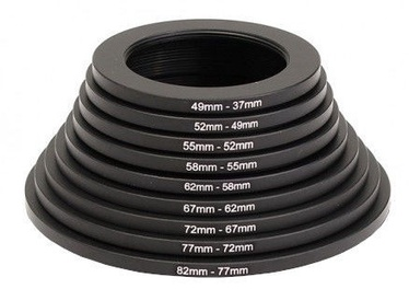 Fotocom Stepdown Filter Adapter 77-72mm