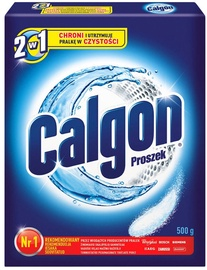 Calgon 2 in 1 Water Softener Powder 500g