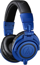 Audio-Technica ATH-M50x Professional Monitor Headphones Blue