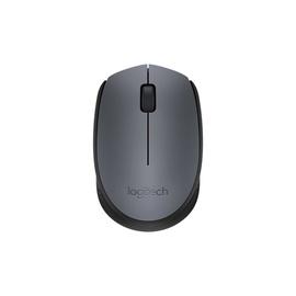 Компьютерная мышь Logitech M171 Black, беспроводная, оптическая