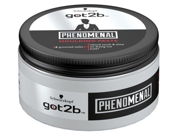 Schwarzkopf Got2b Phenomenal Moulding Paste 100ml