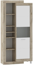 Секция Tuckano Ultra, коричневый/белый, 286x52x196 см