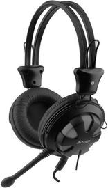Mänguri kõrvaklapid A4Tech HS-28-1 Black