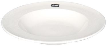 Maku Deep Plate D22cm White 010602