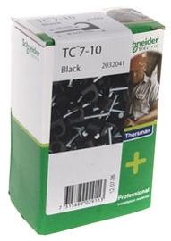Schneider Electric Cable Clamps 7-10 Black 100pcs