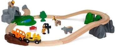 Brio World Safari Adventure Set 33960
