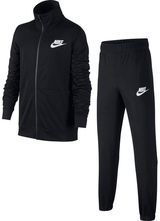 Nike Tracksuit B NSW Poly JR AJ5449 010 Black M