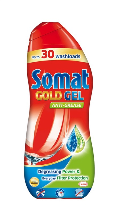 Somat Gold Anti-Grease Gel 600ml