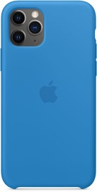 Apple Silicone Back Case For Apple iPhone 11 Pro Surf Blue