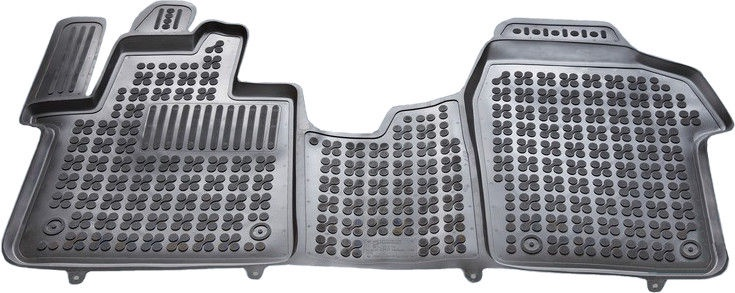 REZAW-PLAST Peugeot Expert IV 2016 Rubber Floor Mats