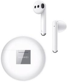 Kõrvaklapid Huawei FreeBuds 3 White, juhtmevabad