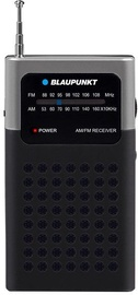 Blaupunkt PR4 World Reciever Black