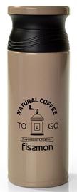 Fissman Natural Coffee Vacuum Bottle 500ml