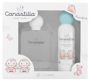Komplekt lastele Luxana Canastilla 2pcs Set 250ml EDT