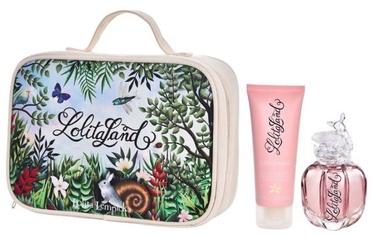 Komplekt naistele Lolita Lempicka Lolitaland 40 ml EDP + 75 ml Body Milk + Cosmetic Bag