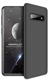 GKK 360 Protection Case For Samsung Galaxy S10 Black