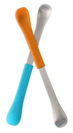 Boon Swap Feeding Spoon Blue/Orange 2pcs B298