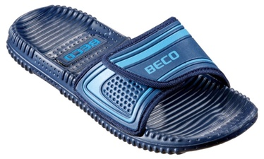 Beco 90601 Massage Slippers Navy Blue 41