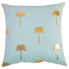 Home4you Holly Pillow 45x45cm Light Blue
