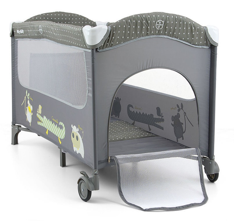 Milly Mally Mirage Gray