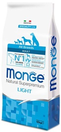 Monge Speciality Line Adult Light Salmon and Rice 12kg