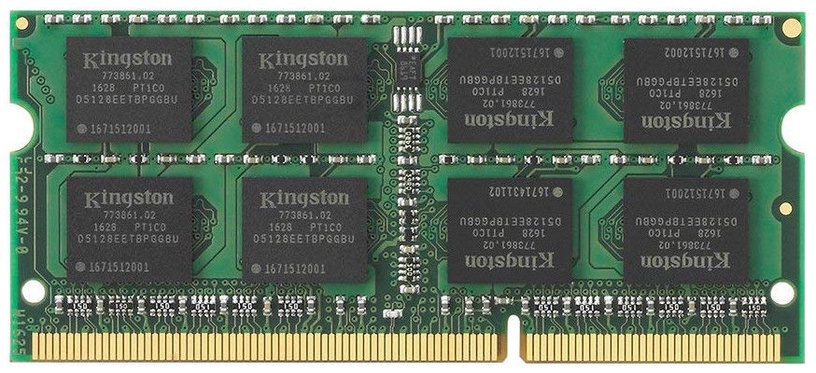 Kingston 32GB 1600MHz DDR3L 4X KVR16LS11/8+PAUSCHALE Upgrade