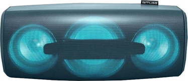 Беспроводной динамик Muse M-930 DJN Black, 80 Вт